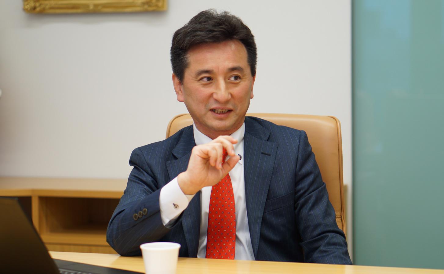 三菱総研 瀬川本部長