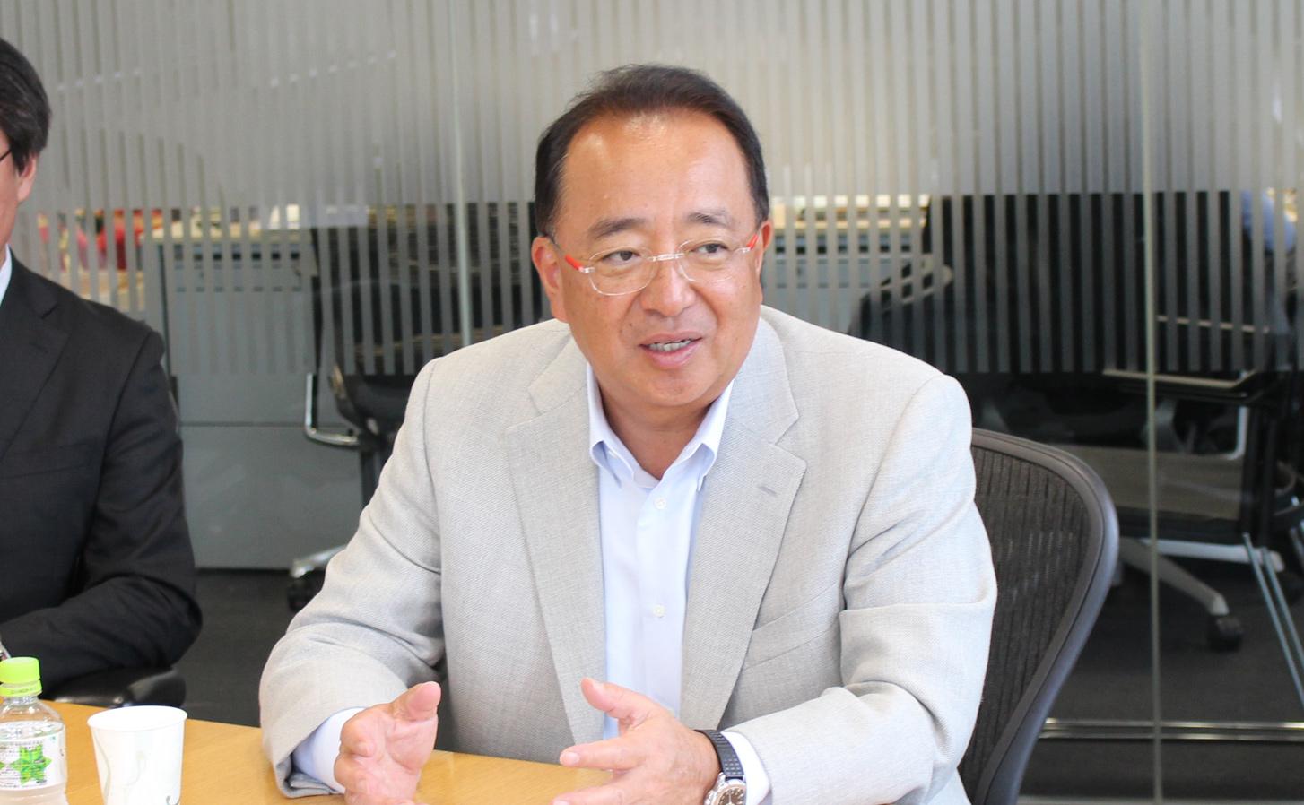 シグマクシス富村氏