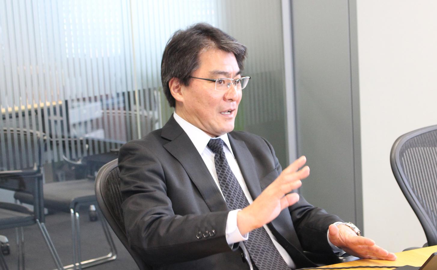シグマクシス田中氏