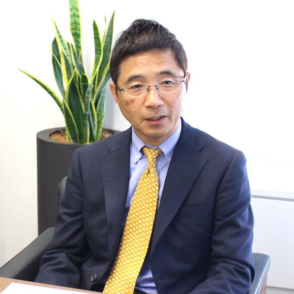 野々山 清 | Kiyoshi Nonoyama 【人事部長】