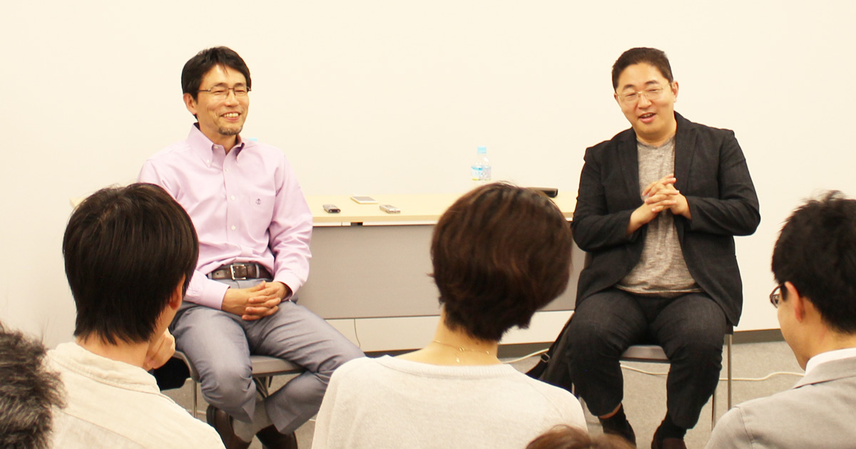 CTIジャパン「経営×リーダーシップ」対話の会への登壇