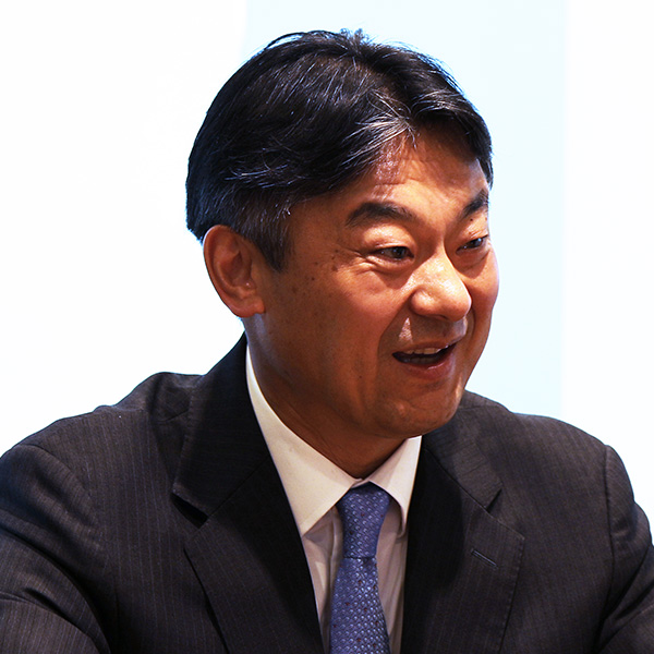 森下幸典 | Yukinori Morishita 【常務執行役 グループマーケットリーダー】