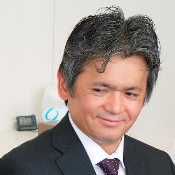 野田努 | Tsutom Noda【マネージング ディレクター 日本共同代表】