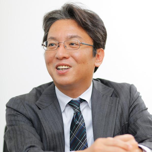 立花 良範【執行役員 デジタル コンサルティング本部 統括本部長】